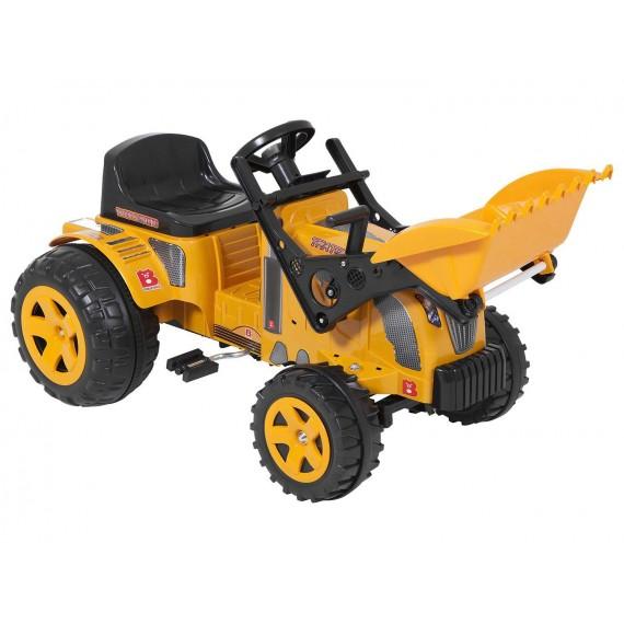 Mini Trator a Pedal Infantil Fazendeiro com Pá