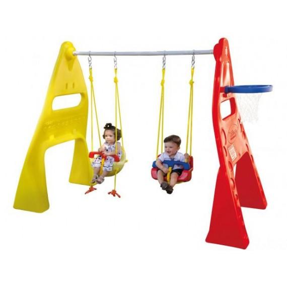 Playground Multi Balanço- Xalingo