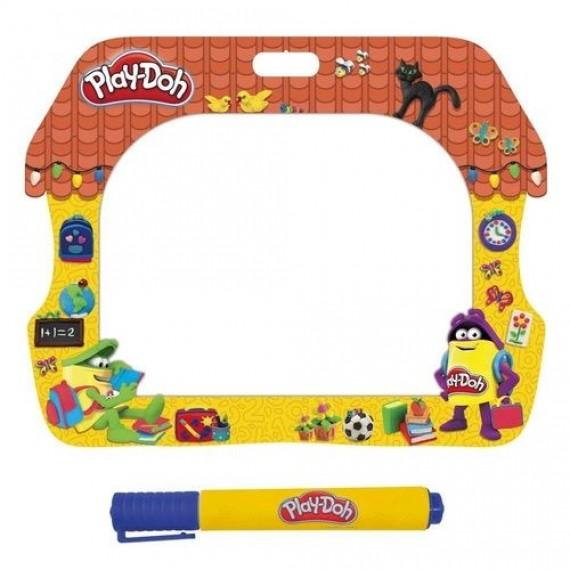 Kit de Artes - Play-Doh - Lousa Divertida - Fun