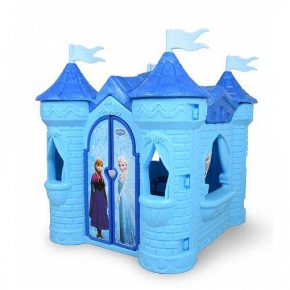 Castelo Infantil Frozen Disney Xalingo Brinquedos Azul