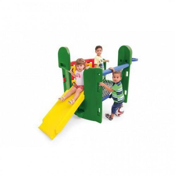Playground Parquinho de Atividades Xalingo Brinquedos Colorido