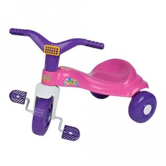 Triciclo Infantil Tico Tico Bala - Magic Toys