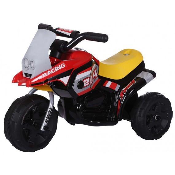 Triciclo Elétrico Infantil Com Luzes e Efeitos Sonoros G204 6V BivolT